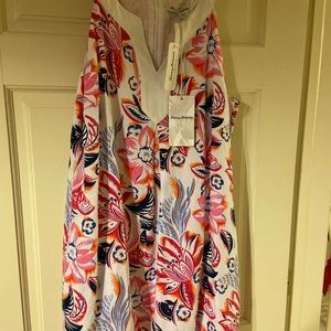 Tommy Bahama Pretty Summer Dress, Size L, NWT